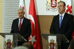ایلدریم : ترکیه مصمم به تعمیق روابط با گرجستان است