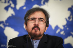 Ghasemi not confirms reports on summoning Iran's charge d'affaires in Germany