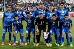 دیدار تیم های فوتبال استقلال تهران و العین امارات