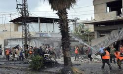 انفجار حمص سوريه