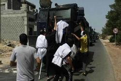 خانواده های ۵ شهید بحرینی بر تحویل اجساد فرزندانشان اصرار دارند