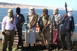 دزدان دریائی سومالی