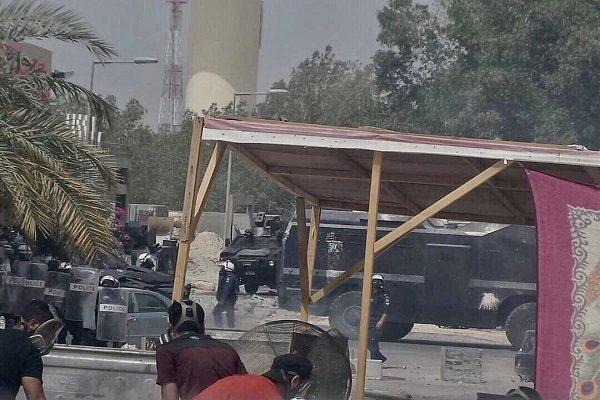 Al Halife'den Bahreyn halkına karşı şiddet ve baskı