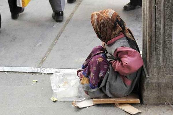 تکدی گری در تهران زنانه شد/ پاییز گرم، مددسراها را خلوت کرد