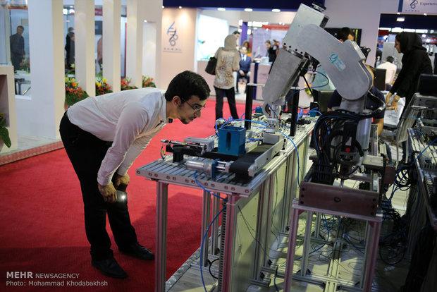 افتتاحیه ششمین نمایشگاه بین المللی فناوری و نوآوری اینوتکس