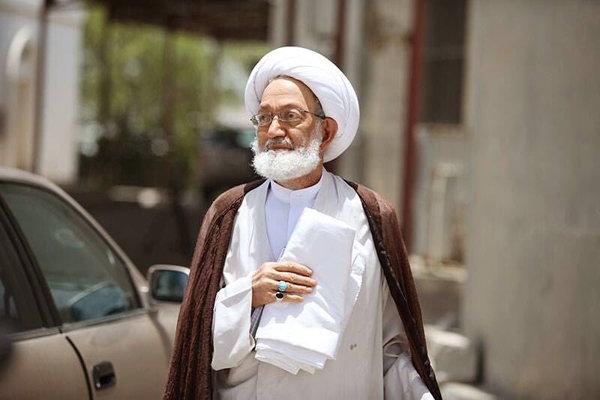 لاريجاني يطالب بوقف إجراءات سلطات آل خليفة ضد آية الشيخ عيسى قاسم