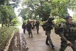 داعش شارێکی له باشووری فیلیپین داگیر کرد
