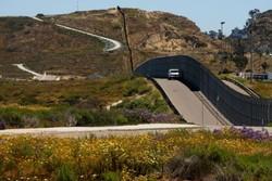 بودجه ساخت دیوار مرزی آمریکا- مکزیک تصویب شد