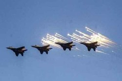 البنتاغون يعلن وقوع حادث بين طيران التحالف وروسيا في سوريا