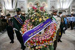 تجدید میثاق نیروهای مسلح با آرمانهای امام خمینی(ره)