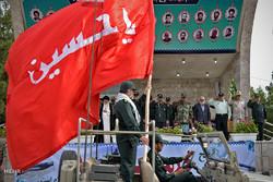 برگزاری صبحگاه مشترک نیروهای مسلح در مشهد