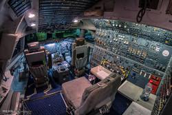 کابین خلبان بوئینگ 747