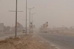 کاهش غلظت غبار در هوای استان کرمانشاه/نفوذ توده جدیداز هفته آینده