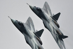 جنگنده تی 50 روسیه