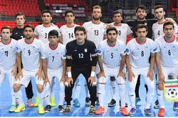 ايران تحرز لقب بطولة آسيا للشباب بكرة الصالات