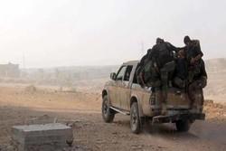فرار داعش از برخی محله های استان الرقه