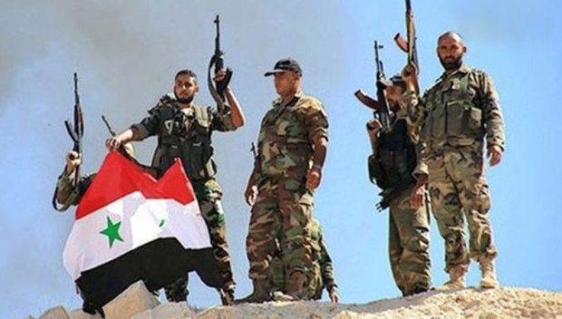 Syrian army units tighten control over al-Qaryateen Dam in Homs