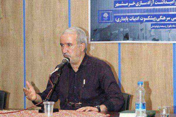 «محفل خاطره حماسه سازان» در قزوین برگزار شد