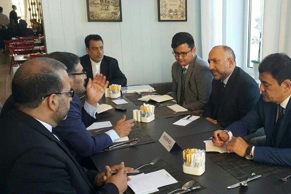 إجتماع ثلاثي الجانب بين إيران وأفغانستان وروسيا في كابل