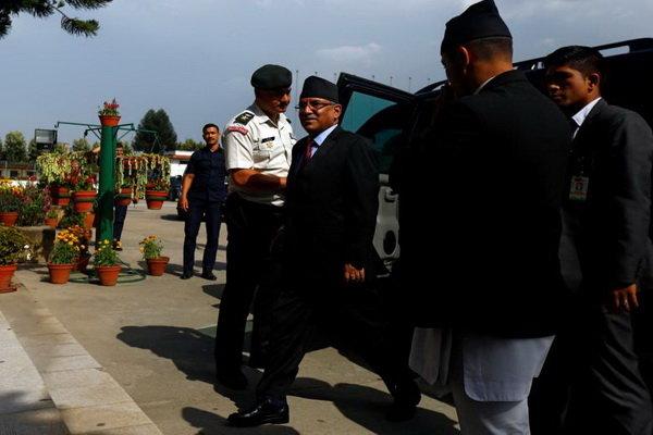 نخست وزیر نپال استعفا داد