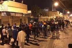 Bahreyn'de din alimlerine destek gösterisi