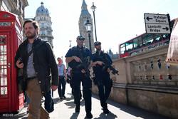 İngiltere'de yoğun güvenlik önlemleri