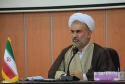 علی شکری مدیرکل تبلیغات اسلامی استان سمنان - کراپشده - آینه