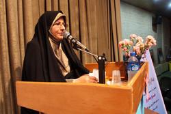 زهرا افتخاری مدیرکل کانون پرورش فارس