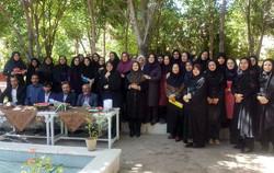 باغ کودک در کانون پرورش شماره ۵ شیراز گشایش یافت