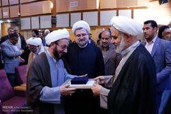 مراسم تودیع و معارفه مدیرکل سازمان تبلیغات اسلامی استان کرمان