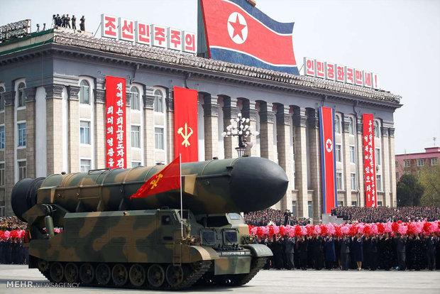 كوريا الشمالية: إدارة ترامب تدفع نحو حرب نووية تجعل أمريكا رمادا