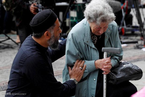 ادای احترام مسلمانان به قربانیان حادثه منچستر