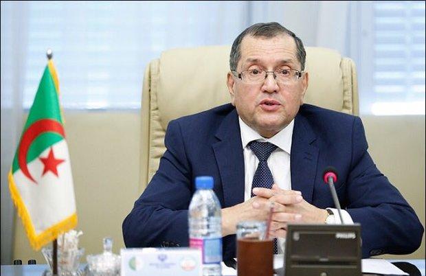 وزير نفت الجزاير