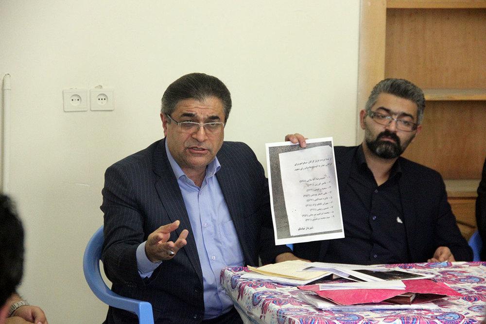 اعتراض کاندیداهای انتخابات شورا در گرگان/ فرماندار پاسخ نمی دهد