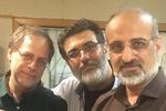 محمد اصفهانی تیتراژ «نفس» را خواند/ پایان تصویربرداری سریال
