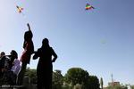 جشنواره بادبادک ها در سنندج