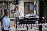 جراحت شدید نخست وزیر اسبق یونان در پی بمبگذاری در خودرو