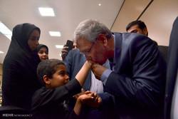 دیدار وزیر کار با خانواده های حادثه دیدگان معدن گلستان