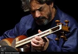 Iranian tar virtuoso Hossein Alizadeh