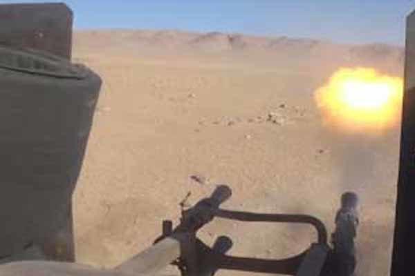 گەورەترین ئۆپراسیۆنی دژە داعش لە سووریا دەستی پێکرد
