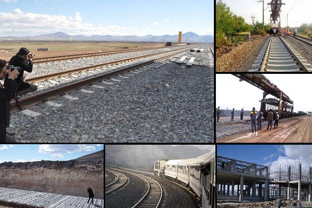 وعدههای اردیبهشتی هم گُل نداد؛ راهآهن ارومیه- مراغه ۱۶ ساله شد