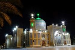 نماز عید فطر در آستان حسین بن موسی الکاظم (ع) طبس اقامه می شود