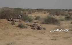 قنص جندي سعودي واستهداف تجمعات للمرتزقة في ربوعة عسير