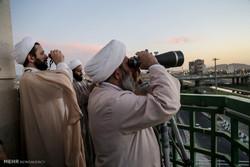 استقرار گروههای رصد ماه شوال با تجهیزات کامل در استان بوشهر