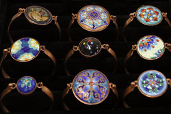 انطلاق فعاليات أسبوع مجوهرات فلورنسا بمشاركة 30 عملا من الفنانين الإيرانيين