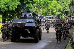 مبارزه با عناصر داعش در فیلیپین