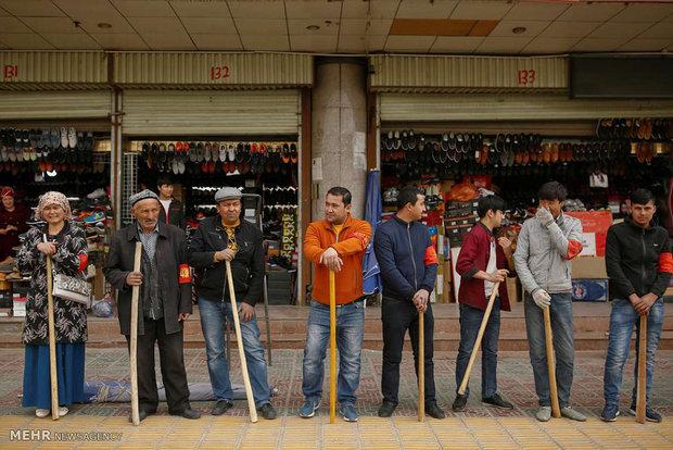 سفری به سین کیانگ چین