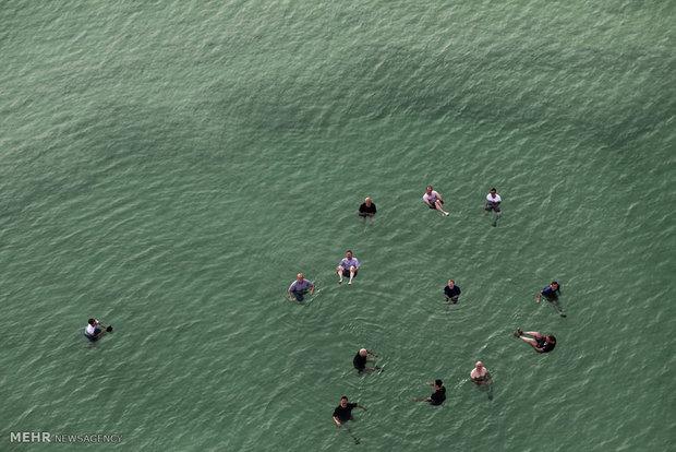 دریاچه بحرالمیت