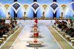 مراسم ترتیل قران در مصلای تبریز