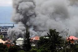 سوپای فلیپین و تیرۆریستهکانی داعش له شهڕدان